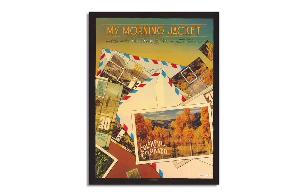 My Morning Jacket [New Years Run Night 2] by Landland