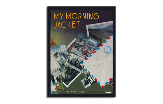 My Morning Jacket [New Years Run Night 3] by Landland