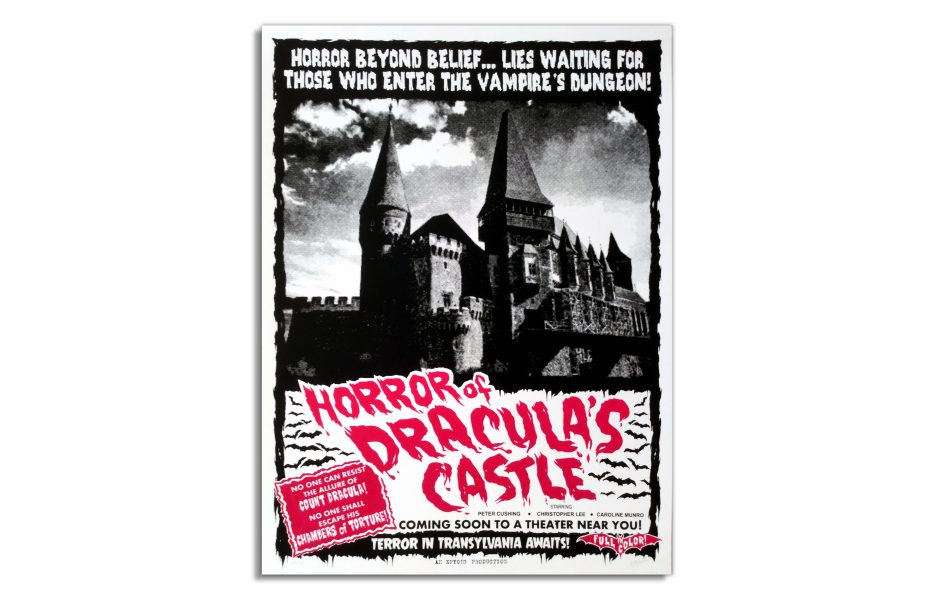 Horror of Dracula's Castle by Epyon5