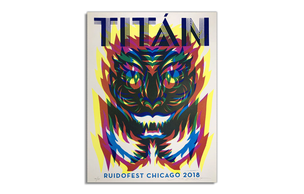 Titan [Ruidofest 2018] by Mac Blackout
