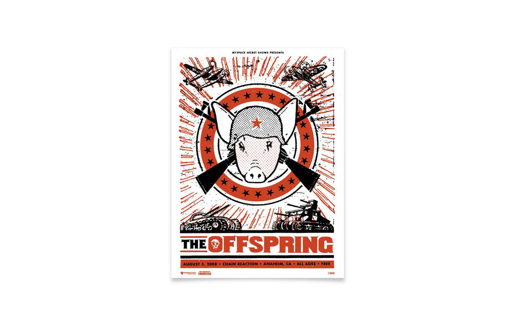 The Offspring [Anaheim, CA - 2009] by Micah Smith