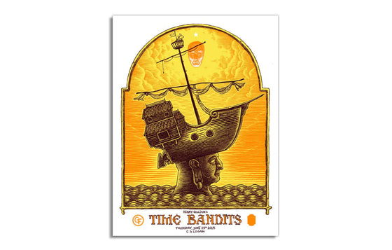 Time Bandits [Variant] by C.S. Logan