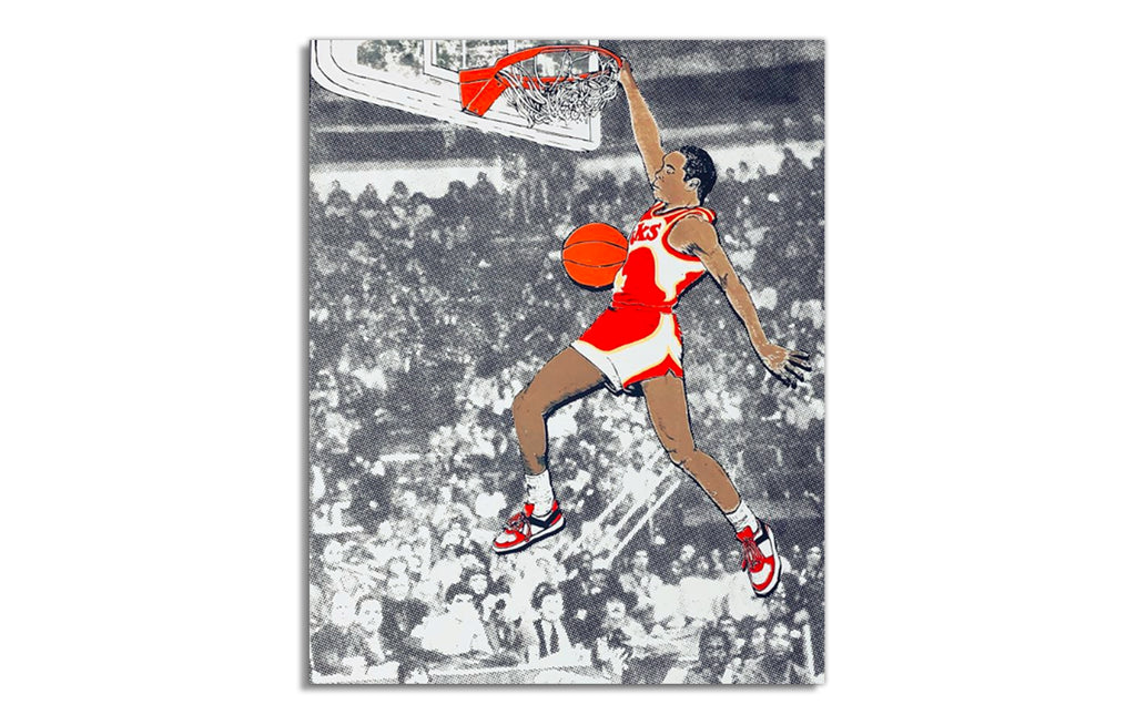 Spud Webb '86 by Andy Schmidt