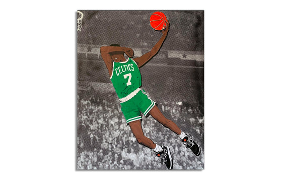 Dee Brown '91 by Andy Schmidt