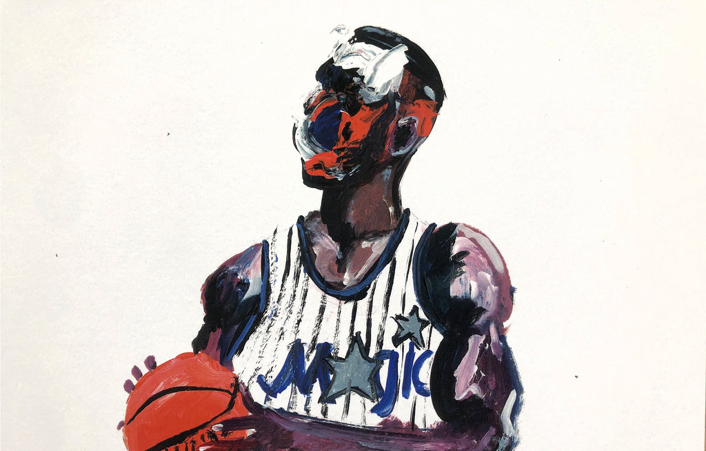 Shaquille by Terrible Tony