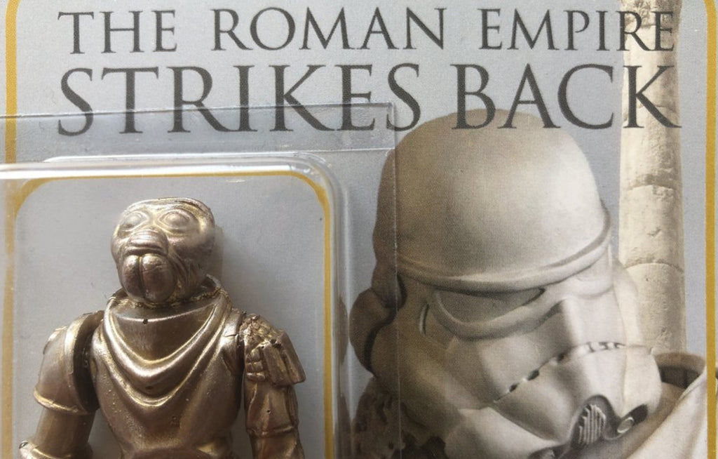 Roman Empire Strikes Back [Painted II] by Nekosatsu