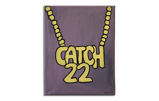 Catch 22 by Penny Pinch