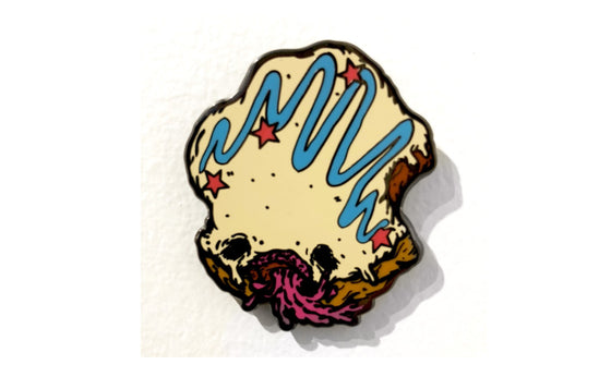 Enamel Pin by Elloo