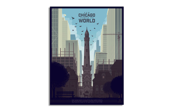 How Chicago Changed The World by Justin Santora