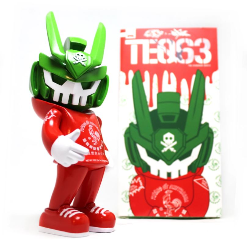 DENT SALE***Sketracha63 by Sket One x Quiccs for Martian Toys