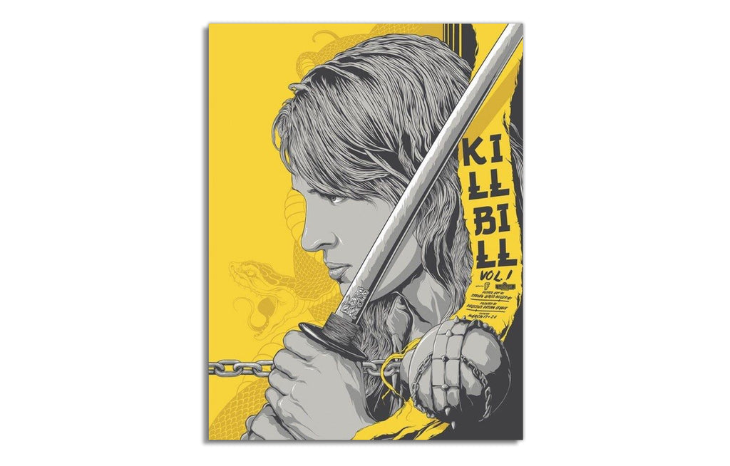 Kill Bill Vol. 1 by Steven Holliday