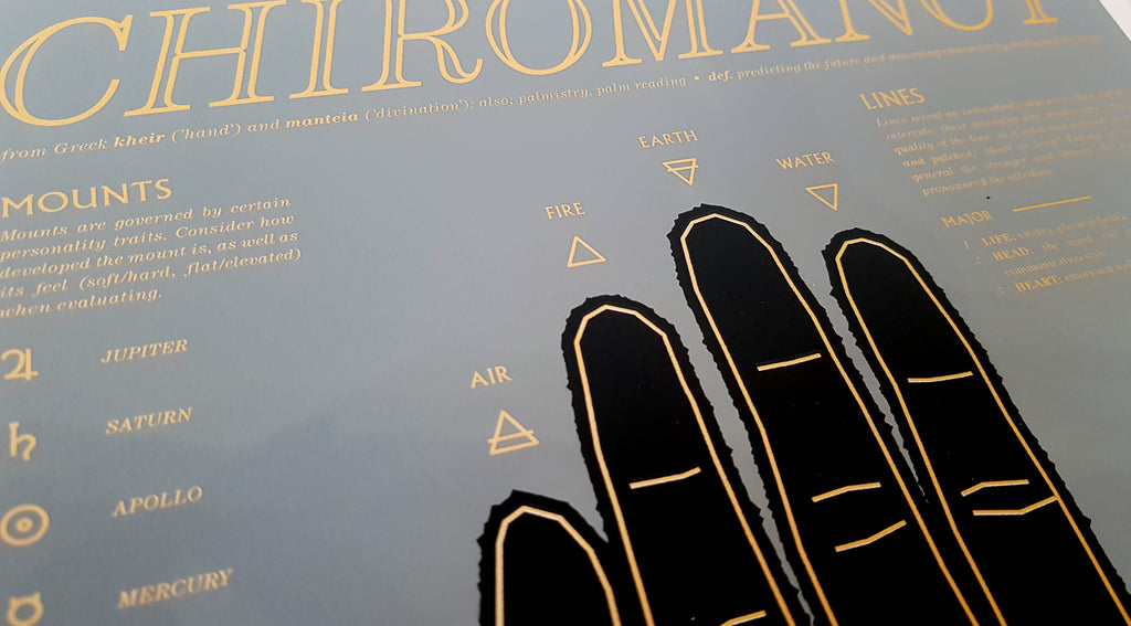 Chiromancy [Right Hand] by Sorry