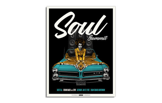 Soul Summit 84 by Scott Williams