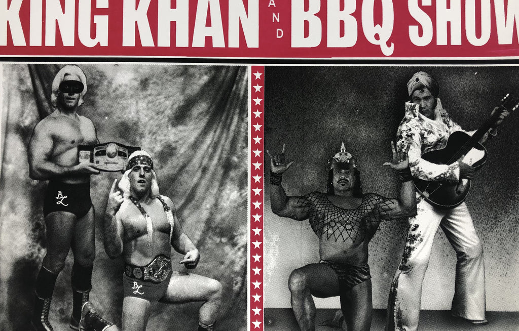 Black Lips & King Khan & BBQ Show by Andy Schmidt | Starman Press