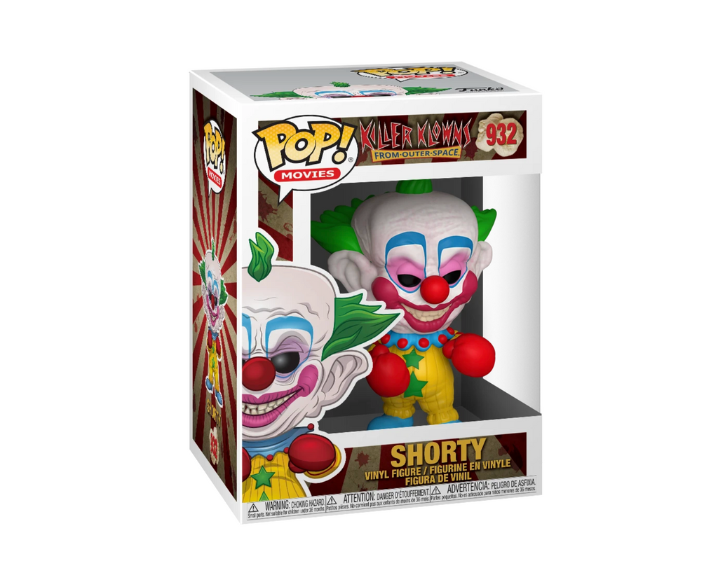 Killer Klowns [Shorty] by Funko Pop!