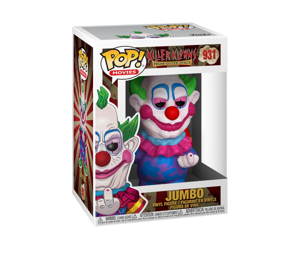Killer Klowns [Jumbo] by Funko Pop!