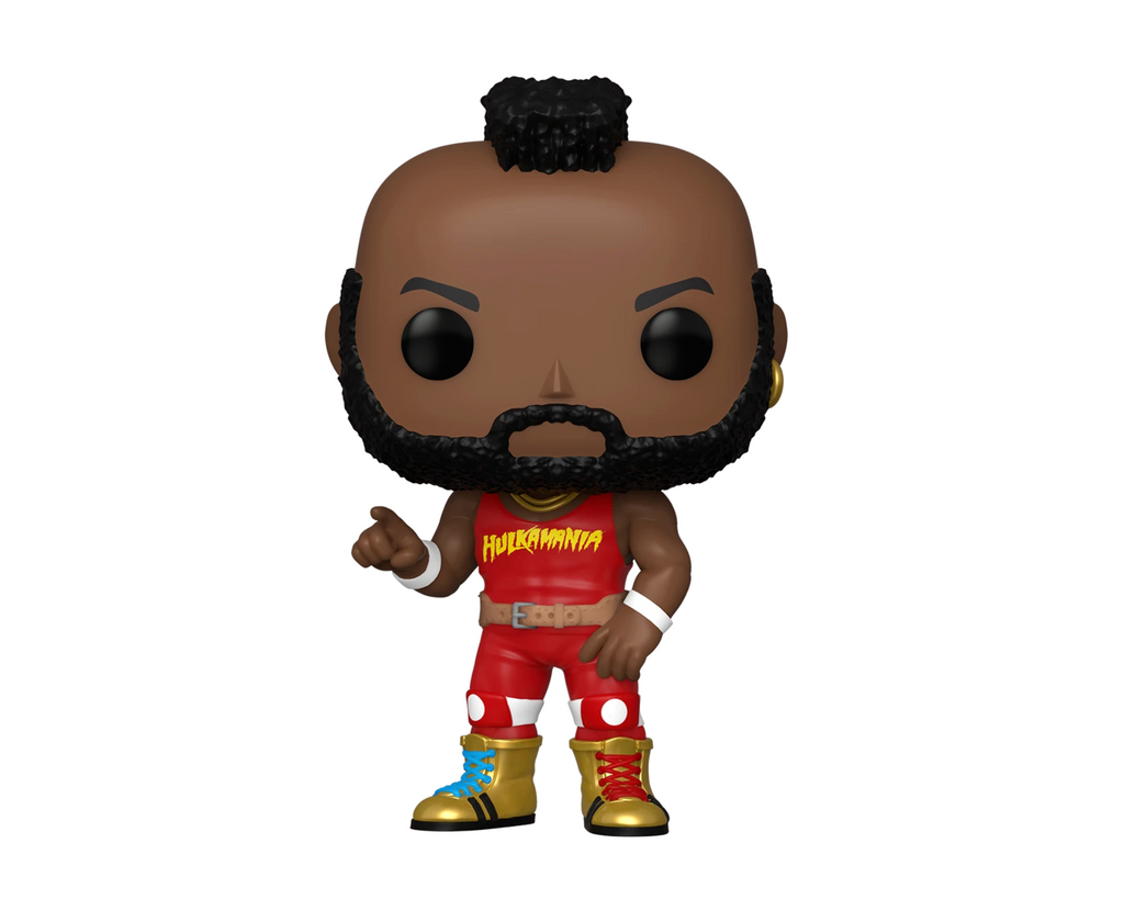 Mr. T 80 by Funko Pop!