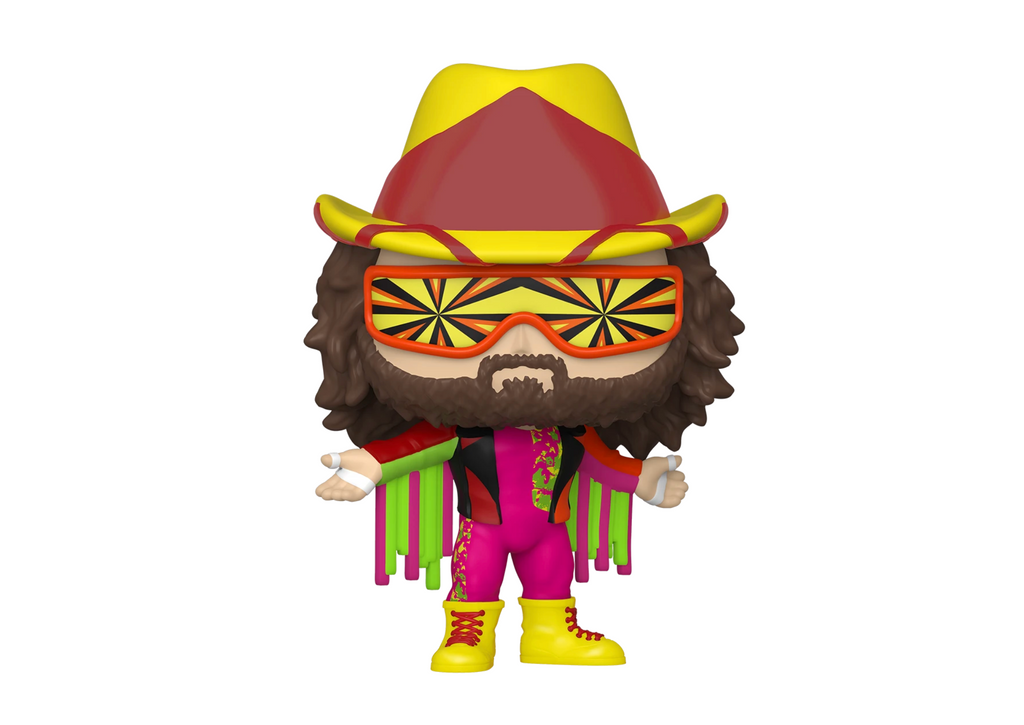 "Randy Savage ""Macho Man"" 79 by Funko Pop!"