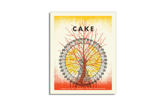 Cake [Shelburne, VT] by Aesthetic Apparatus
