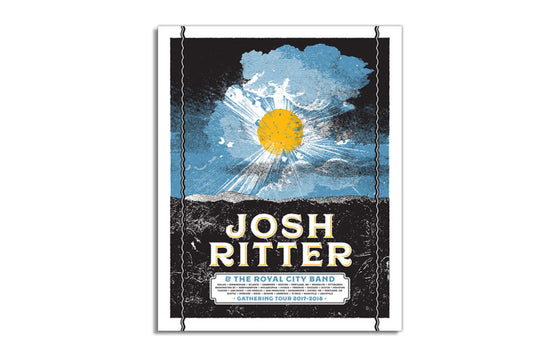 Josh Ritter [Gathering Tour] by Aesthetic Apparatus