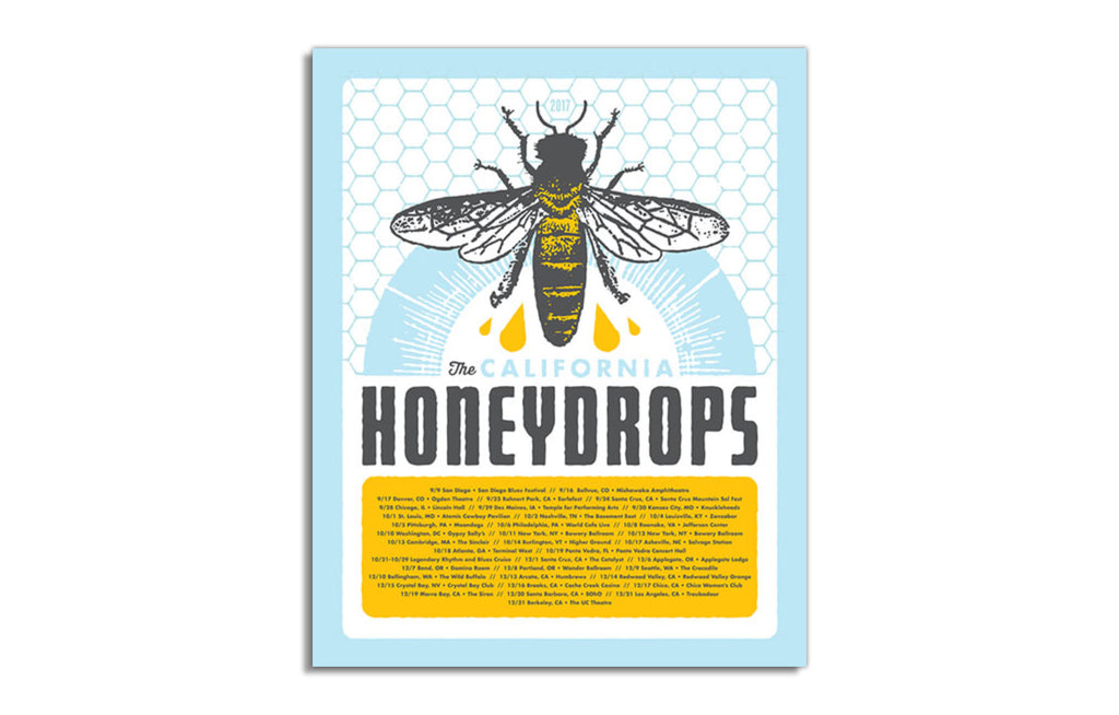 California Honeydrops by Aesthetic Apparatus