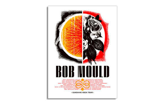 Bob Mould by Aesthetic Apparatus