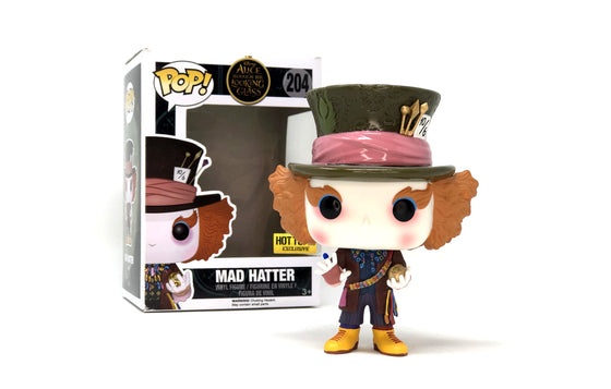 Mad Hatter 204 by Funko Pop!