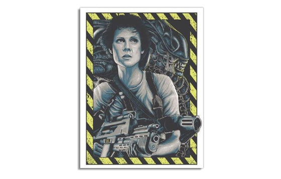 Lt Ripley by Steven Holliday
