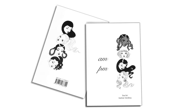 am pm Book by Lisa Lei and Isamar Medina