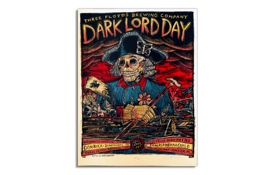 Dark Lord Day 2015 by Dan Grzeca