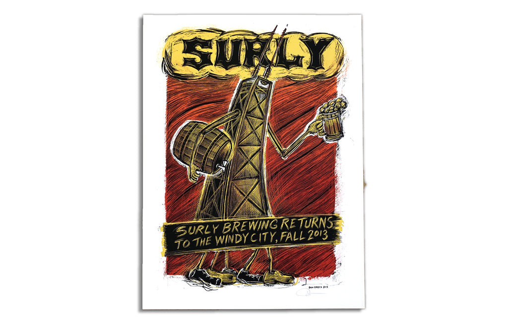 Surly Brewing by Dan Grzeca