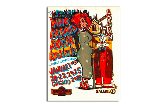 Who Framed Roger Rabbit by Jim Pollock