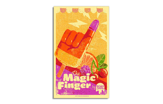 The Magic Finger by Lars P. Krause