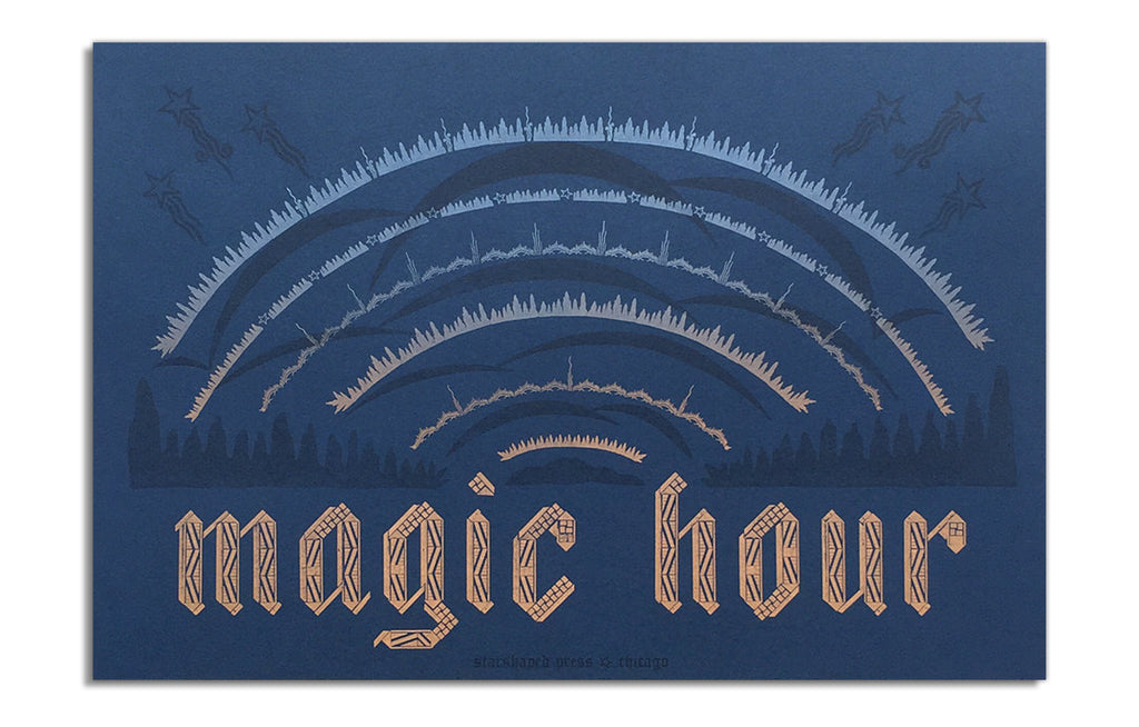 Magic Hour by Starshaped Press