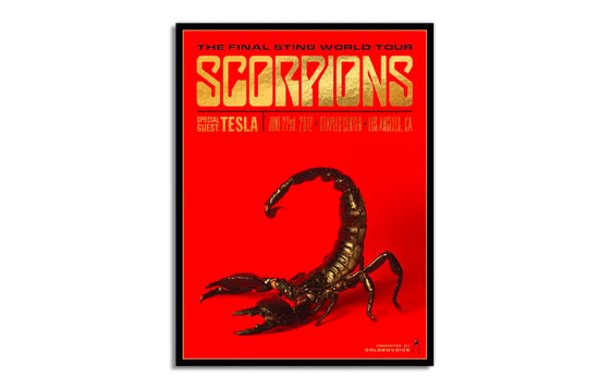 Scorpions by Kii Arens