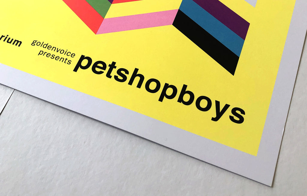 Pet Shop Boys by Kii Arens
