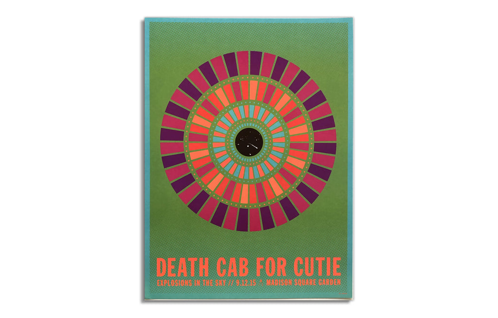 Death Cab For Cutie by Kii Arens