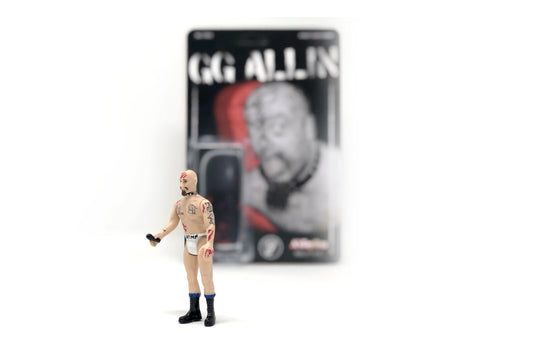 GG Allin by A's Toy Box