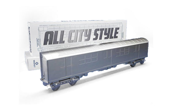 Ghost Train [Clear] by All City Style