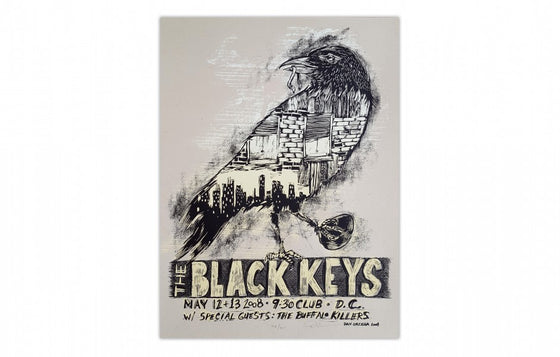 Black Keys [Washington D.C. 2008] by Dan Grzeca