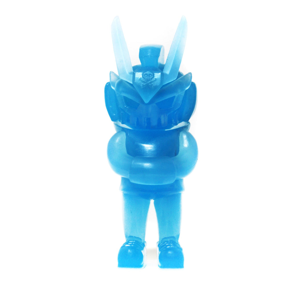Phantom Blue [Micro/ Glow] by Quiccs x Martian Toys