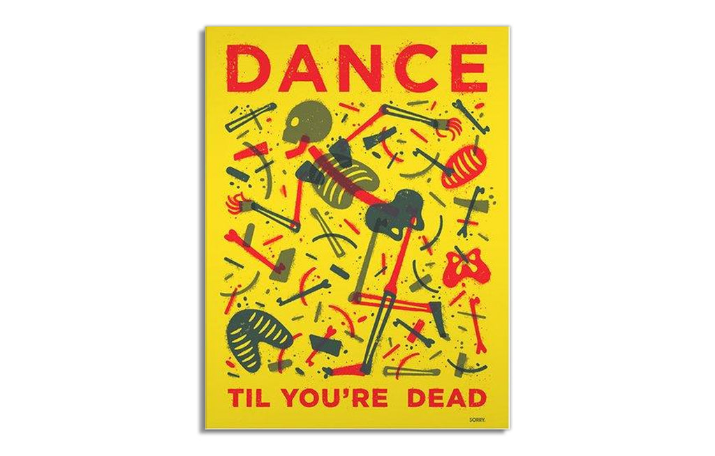 Dance Til You're Dead by Sorry