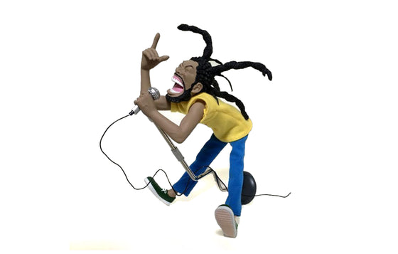H.R [Bad Brains] by Press Pop