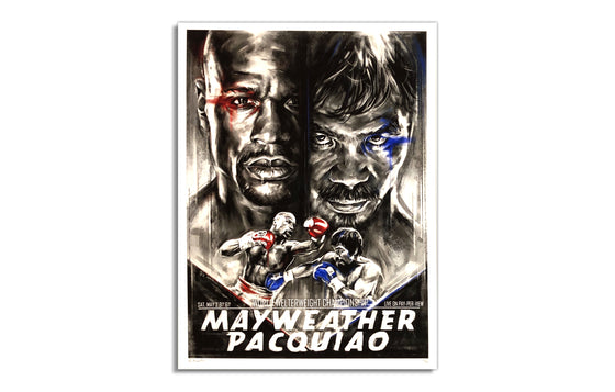 The Rematch: Mayweather vs Pacquiao by Robert Bruno