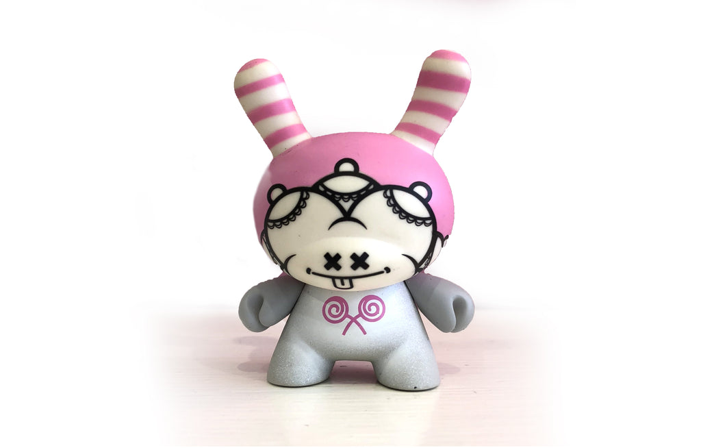 Buff Monster Mini-Dunny by Kid Robot