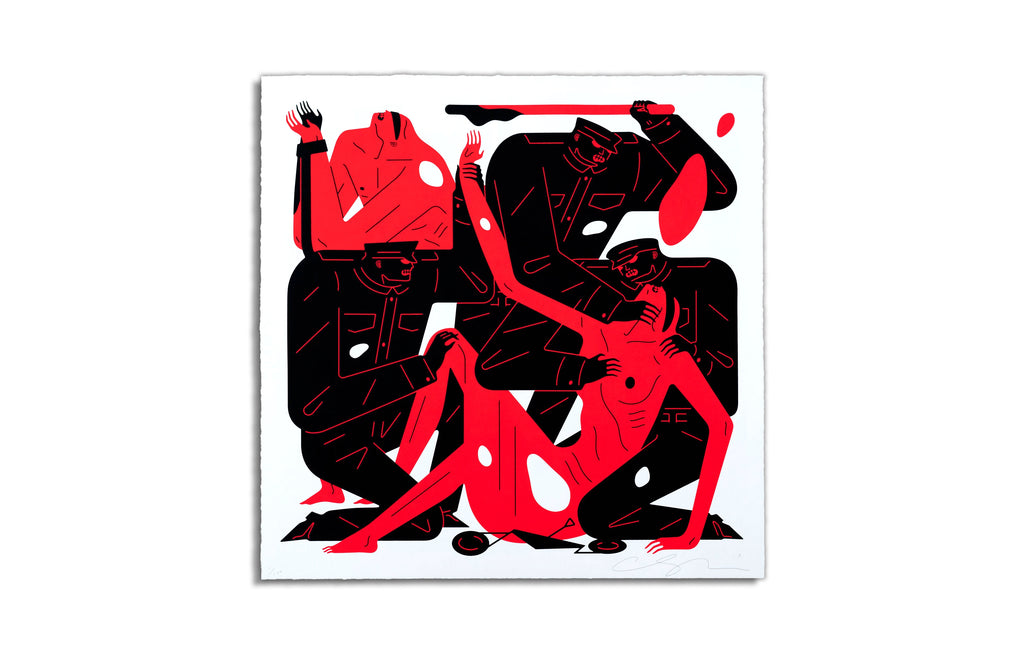 The End Justifies The Means by Cleon Peterson