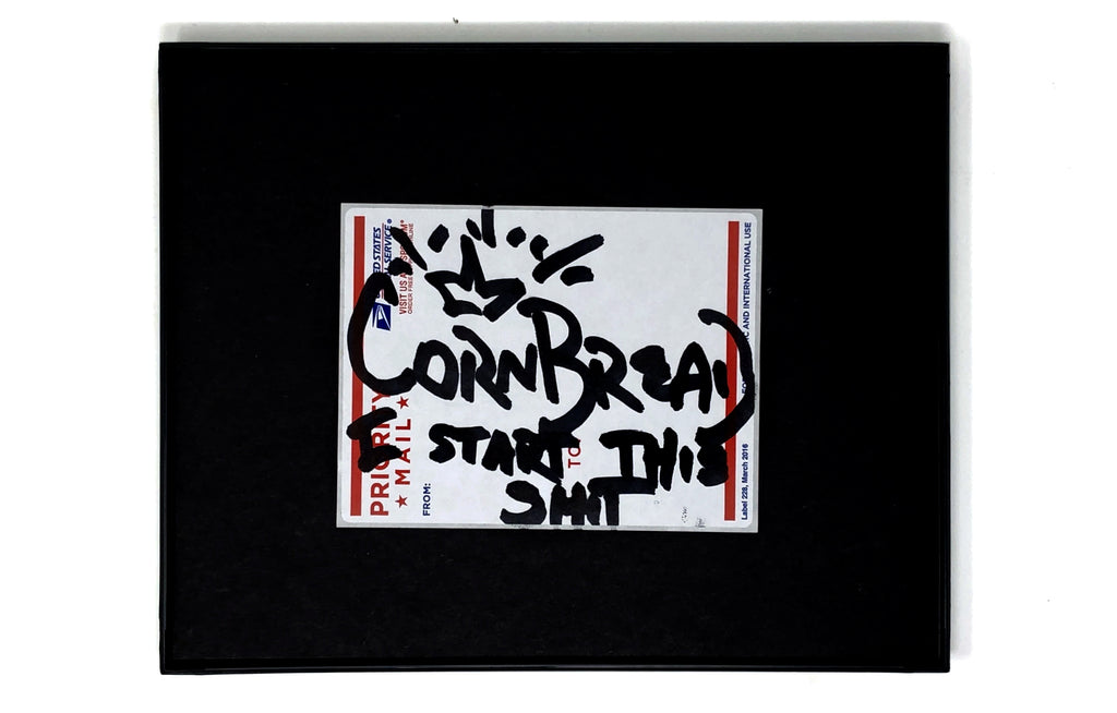 "USPS ""I Start This Shit"" by Cornbread"