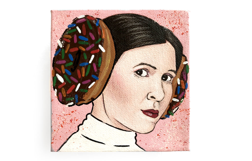 Princess Leia [Chocolate] by Corey Singletary