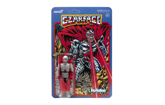 CZARFACE by Super7