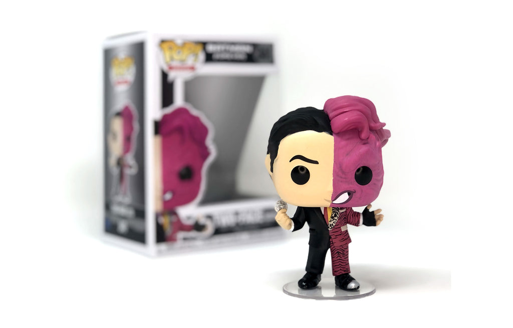 Two-Face 341 by Funko Pop!